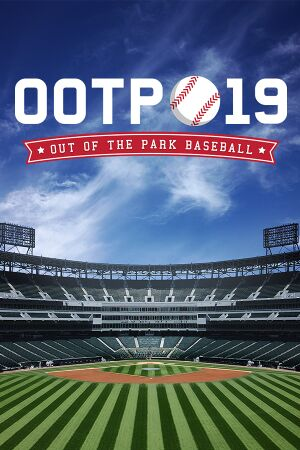 Out of the Park Baseball 19 cover