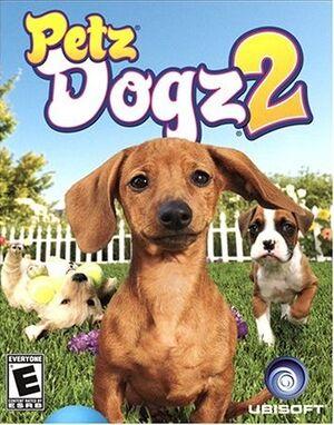 Petz Dogz 2 cover