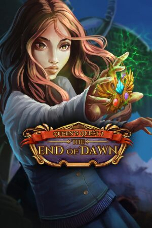 Queen's Quest 3: The End of Dawn cover