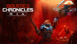Solstice Chronicles: MIA cover