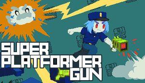Super Platformer Gun cover