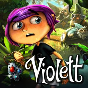 Violett cover