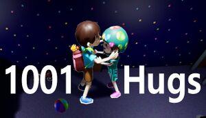 1001 Hugs cover