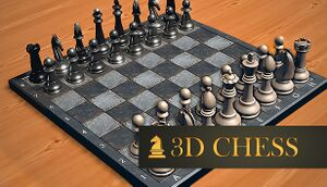 3D Chess cover