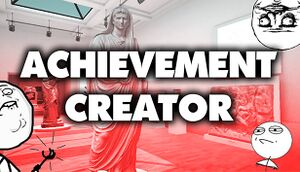 Achievement Creator cover