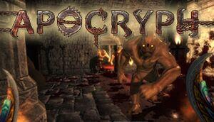Apocryph cover