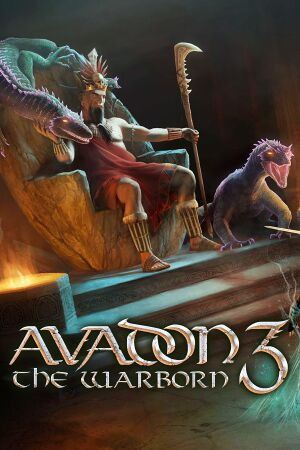 Avadon 3: The Warborn cover