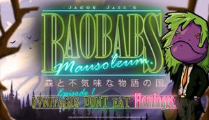 Baobabs Mausoleum Ep.1: Ovnifagos Don't Eat Flamingos cover