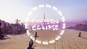 Children of the Eclipse cover
