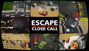 Escape: Close Call cover