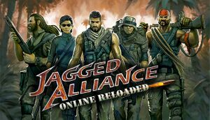 Jagged Alliance Online: Reloaded cover