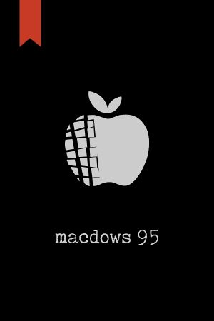 Macdows 95 cover