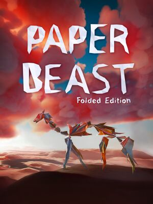 Paper Beast - Folded Edition cover