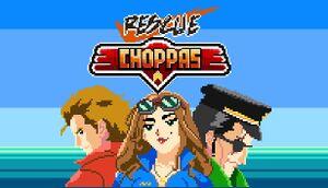 Rescue Choppas cover