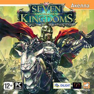 Seven Kingdoms: Conquest cover