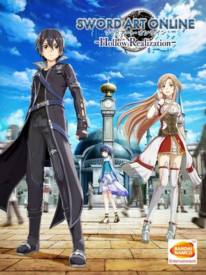 Sword Art Online: Hollow Realization cover