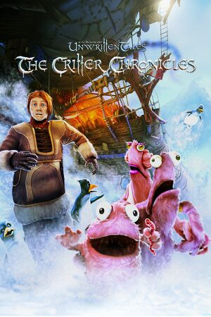 The Book of Unwritten Tales: The Critter Chronicles cover