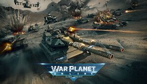 War Planet Online: Global Conquest cover
