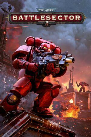 Warhammer 40,000: Battlesector cover