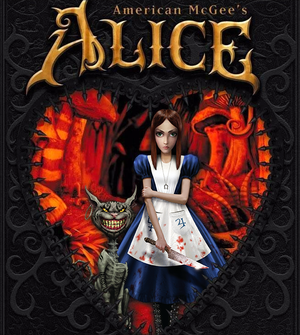 American McGee's Alice cover