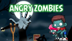 Angry Zombies cover
