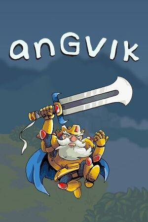 Angvik cover