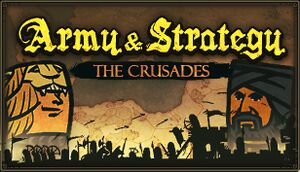 Army and Strategy: The Crusades cover