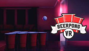 Beer Pong VR cover