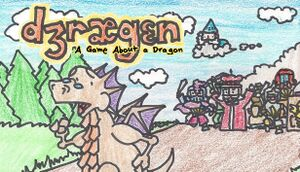 Dragon: A Game About a Dragon cover