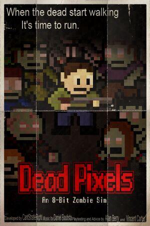 Dead Pixels cover