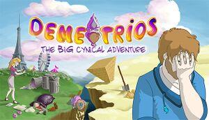 Demetrios - The Big Cynical Adventure cover