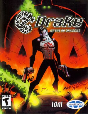 Drake of the 99 Dragons cover