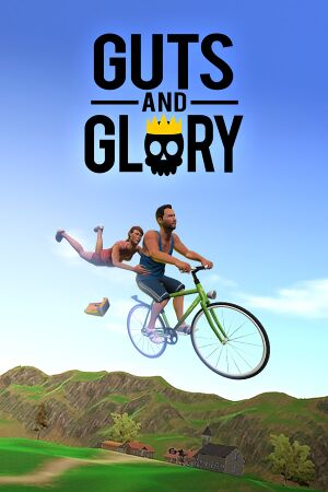 Guts and Glory cover