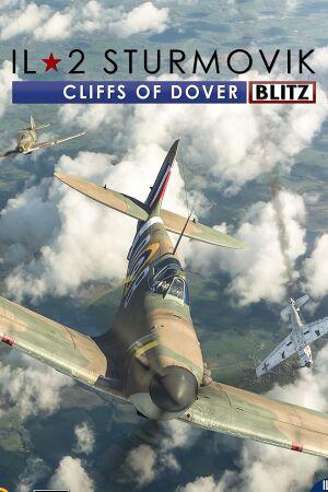 IL-2 Sturmovik: Cliffs of Dover Blitz Edition cover