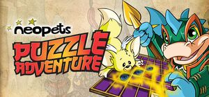 Neopets: Puzzle Adventure cover