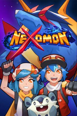 Nexomon cover