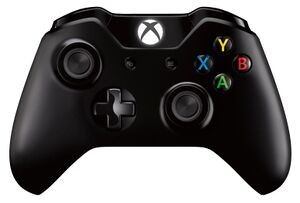 Original two models controller (Models 1537 and 1697) released with the original Xbox One.