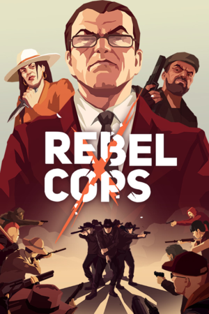 Rebel Cops cover