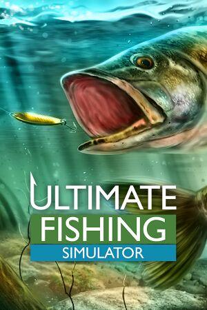 Ultimate Fishing Simulator cover