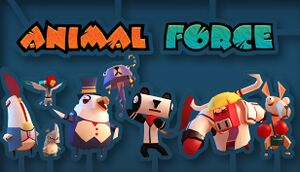 Animal Force cover