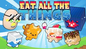 Eat All the Things cover