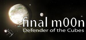 Final m00n - Defender of the Cubes cover