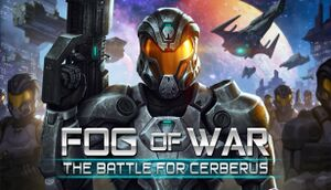 Fog of War: The Battle for Cerberus cover