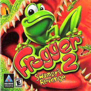 Frogger 2: Swampy's Revenge cover