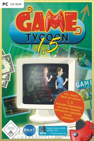 Game Tycoon 1.5 cover