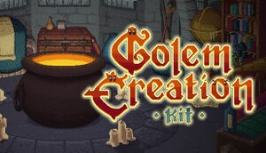 Golem Creation Kit cover
