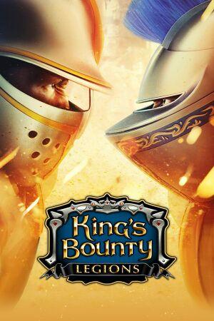 King's Bounty: Legions cover