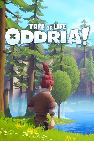 Tree of Life: Oddria! cover