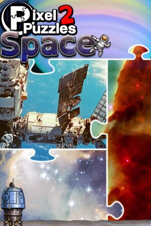 Pixel Puzzles 2: Space cover