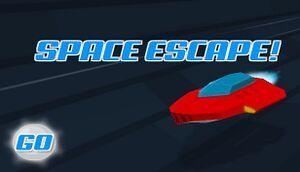 Space Escape! cover